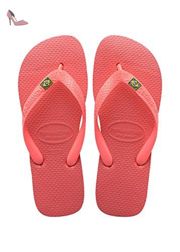 Top Mix, Tongs Mixte Adulte, Rose (Coralnew), 39/40 EU (37/38 BR)Havaianas