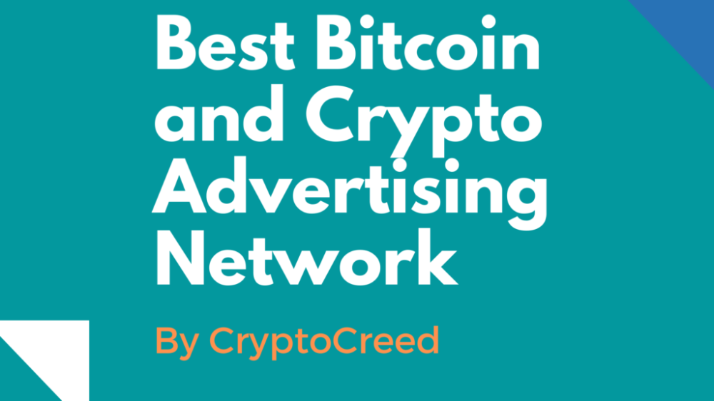 List of a Bitcoin Advertising sites and all the sites are trusted