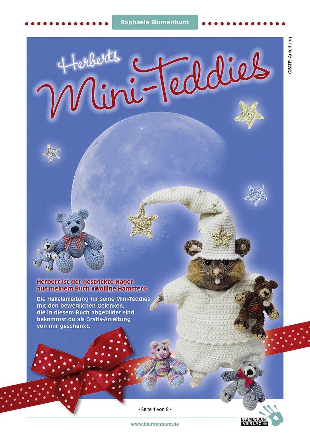 Herberts MINI-TEDDIES aus dem Buch \