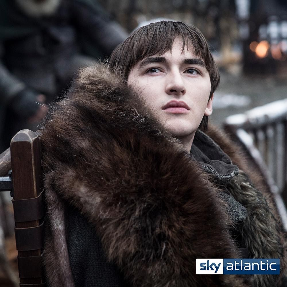 Bran, Season 8, Game of Thrones. Bran stark, Isaac