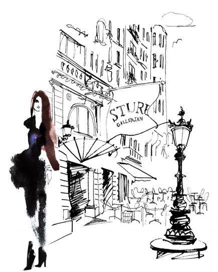 Agent & Artists - Lovisa Burfitt