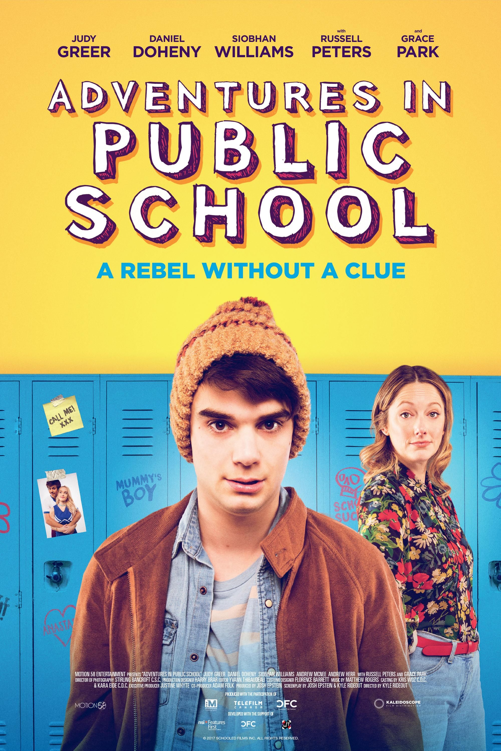 Adventures In Public School Movies Movies Online Movies To