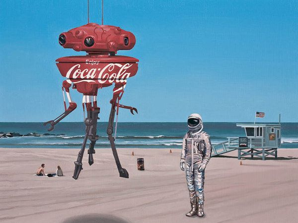 Scott Listfield - Coke Droid