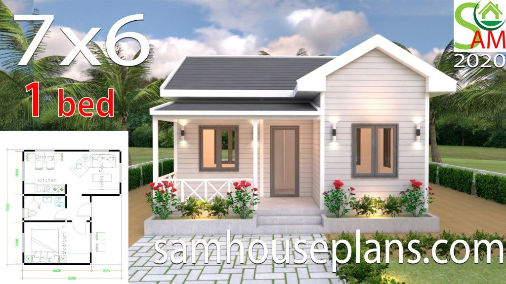 One Story House Archives Page 2 Of 6 Sam House Plans In 2020 House Plans House Roof Small House Design Plans