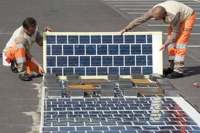 France To Pave 1000km Of Roads With Solar Panels Solar Panels Solar Technology Best Solar Panels
