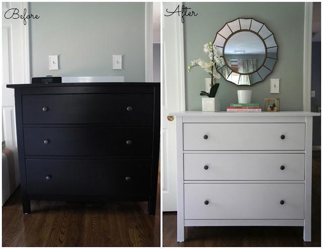 Best Ikea Hemnes Dresser Guest Bedroom Update In 2020 Ikea 400 x 300