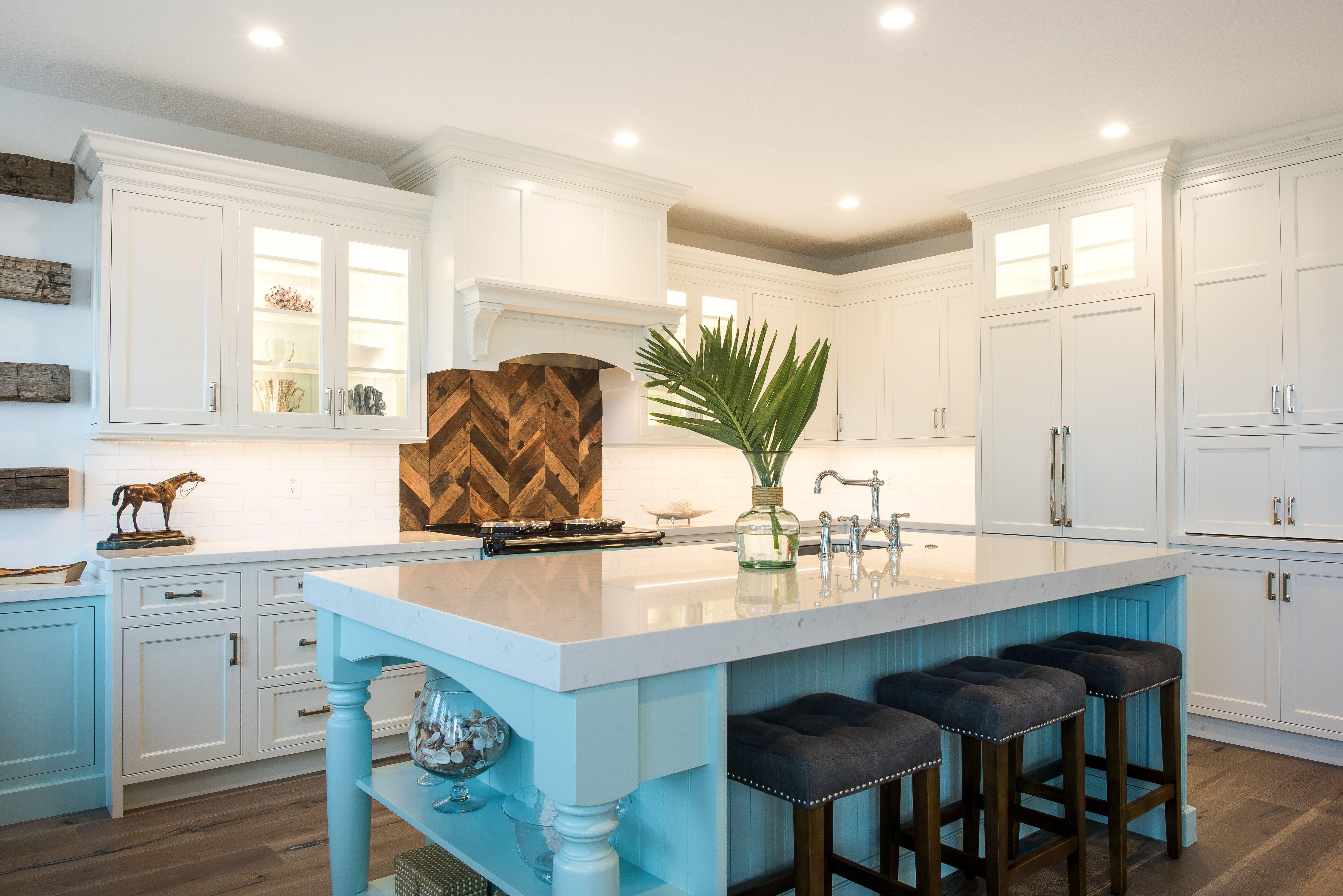 Waterview Kitchens\' Intracoastal Waterway Kitchen! Custom Waterview ...