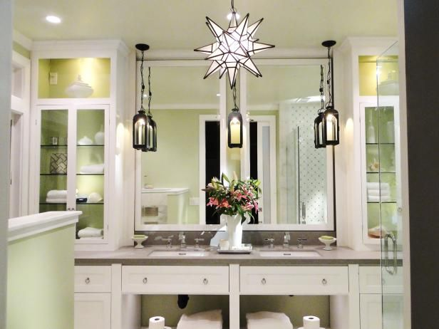 Image On Pictures of Bathroom Lighting Ideas and Options