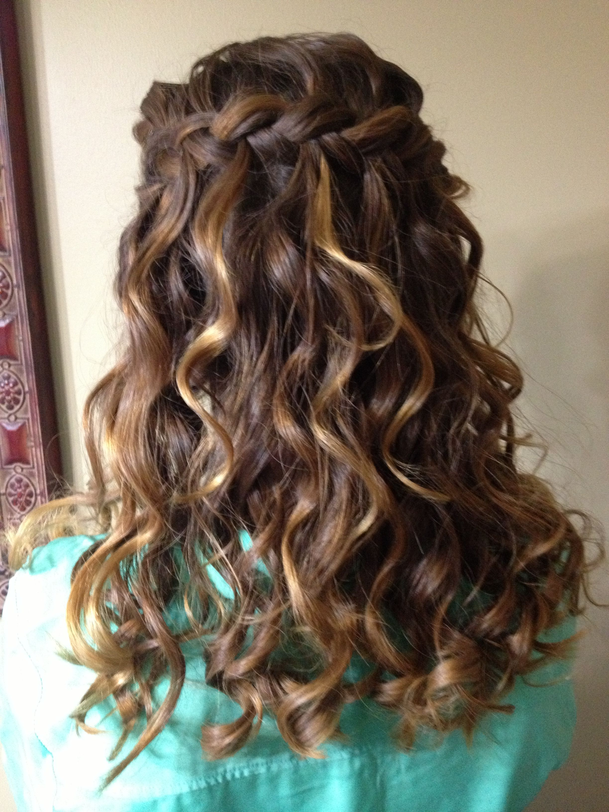 winter formal hair | beauty tips | hair styles, long hair