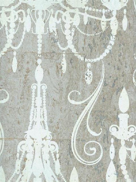 Sd116 Splendor Wallpaper Book Chandelier Damask Textured