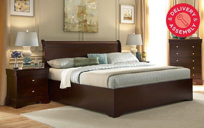 Carolina Bedroom Collection Costco UK Furniture