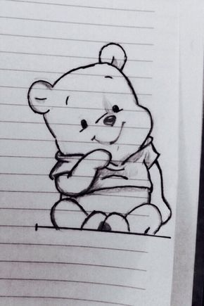 Meine Disney Zeichnung - Zeichen #disneycharacters