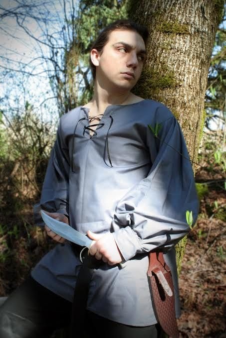 Adventuring tunic by Chicken Vicious