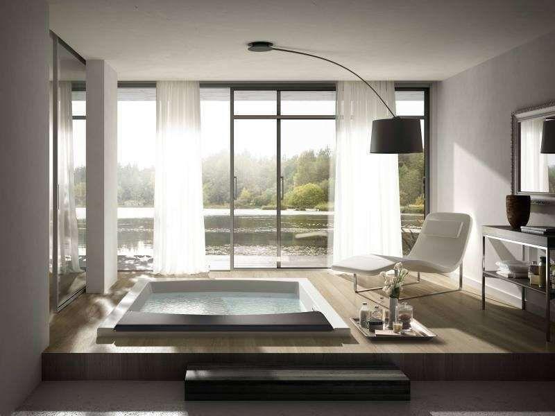 Vasca Da Bagno In Camera : Foto camera con cabina armadio e vasca da bagno di rossella