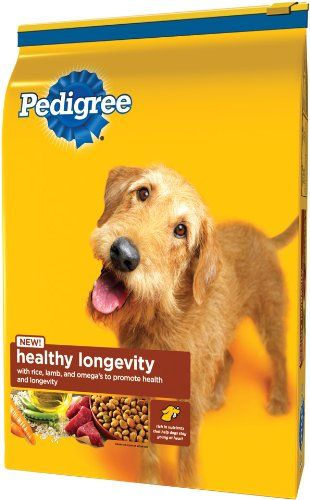 14 34 23 46 Pedigree Real Chicken Salmon And Rice Flavor Senior