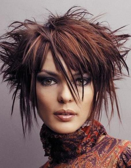funk hair styles 20 funky hairstyles for medium length hair hairstyles for 6004