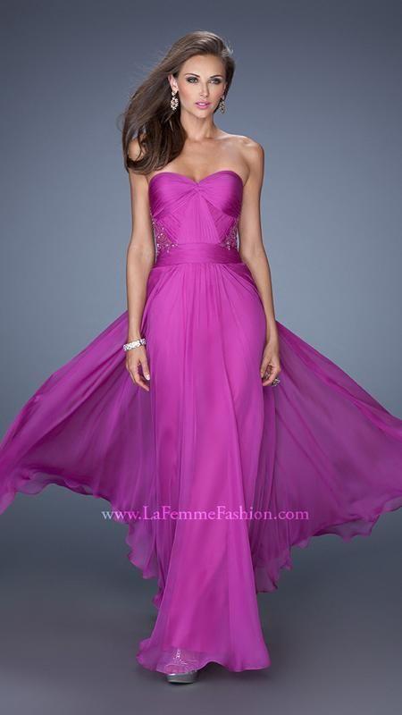 La Femme 19662 | La Femme Fashion 2014 - La Femme Prom Dresses ...