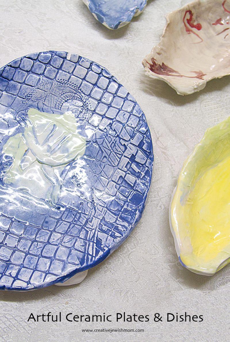 Ceramic Ring Dishes Craft For Kids  sc 1 st  Pinterest & Ceramic Ring Dishes Craft For Kids | Crafts I could make | Pinterest ...