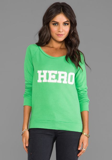 LOCAL CELEBRITY Hero Anderson Lounger in Spearmint - New