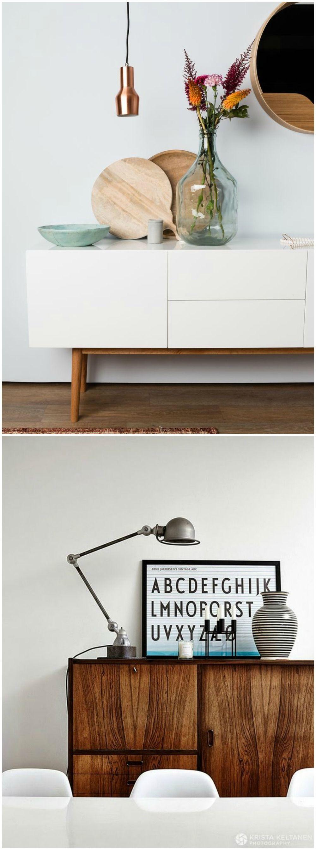 Decorar un aparador - nordico. Blog www.momocca.com | Furniture ...