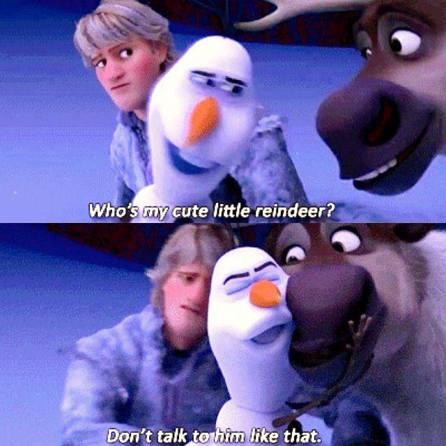 Kristoff | Olaf | Sven | Frozen