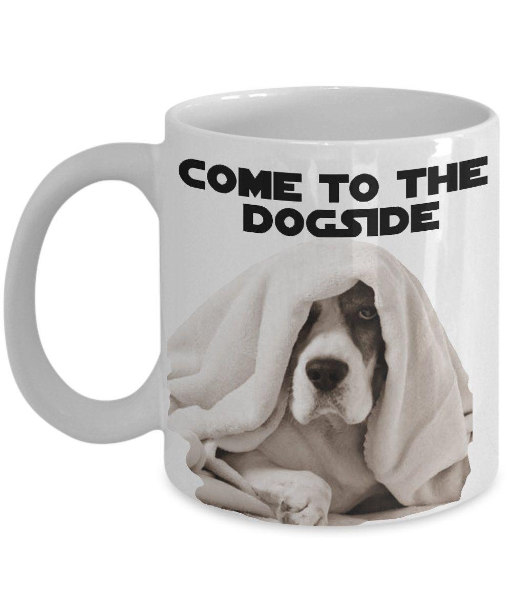 Beagle Mug Beagle Gifts Come To The Dogside Beagle Coffee Mug