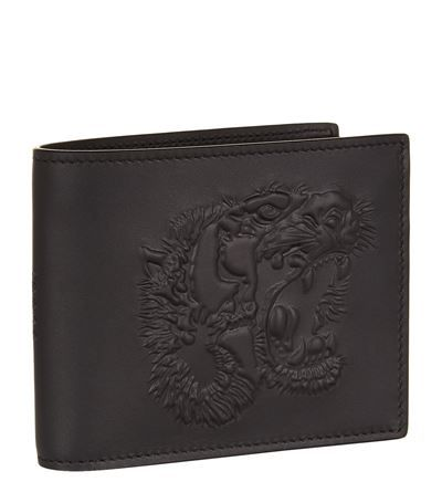 8d2bc1ffd4c GUCCI Embossed Lion Wallet.  gucci