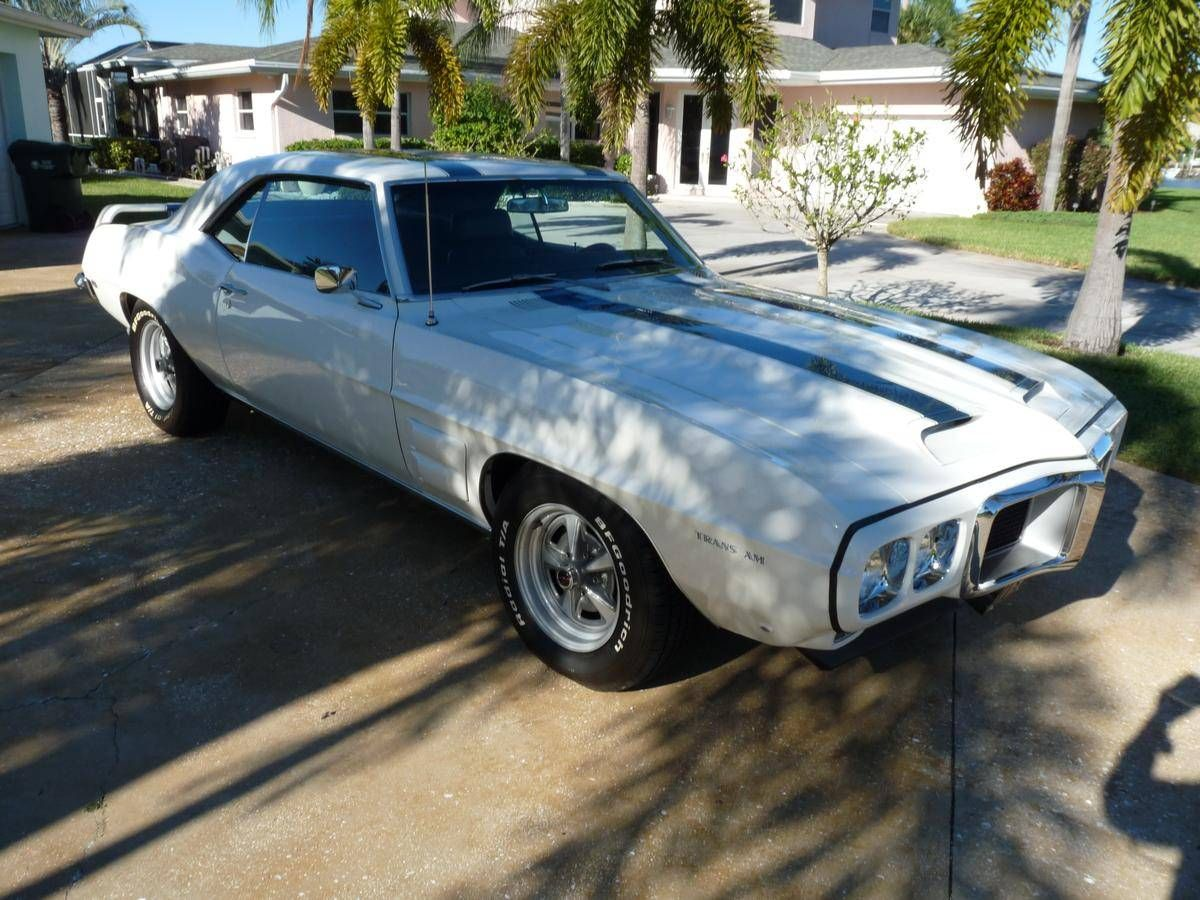 1969 pontiac firebird trans am tribute