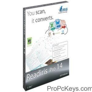 crack readiris pro 16