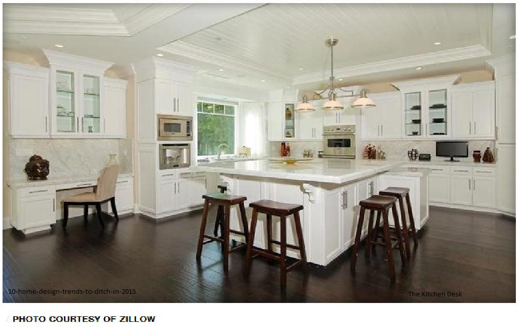 Moneywatch 10 Home Design Trends to Ditch in 2015 by Ilyce Glink (January 24, 2015). http://www.cbsnews.com/media/10-home-design-trends-to-ditch-in-2015/2/