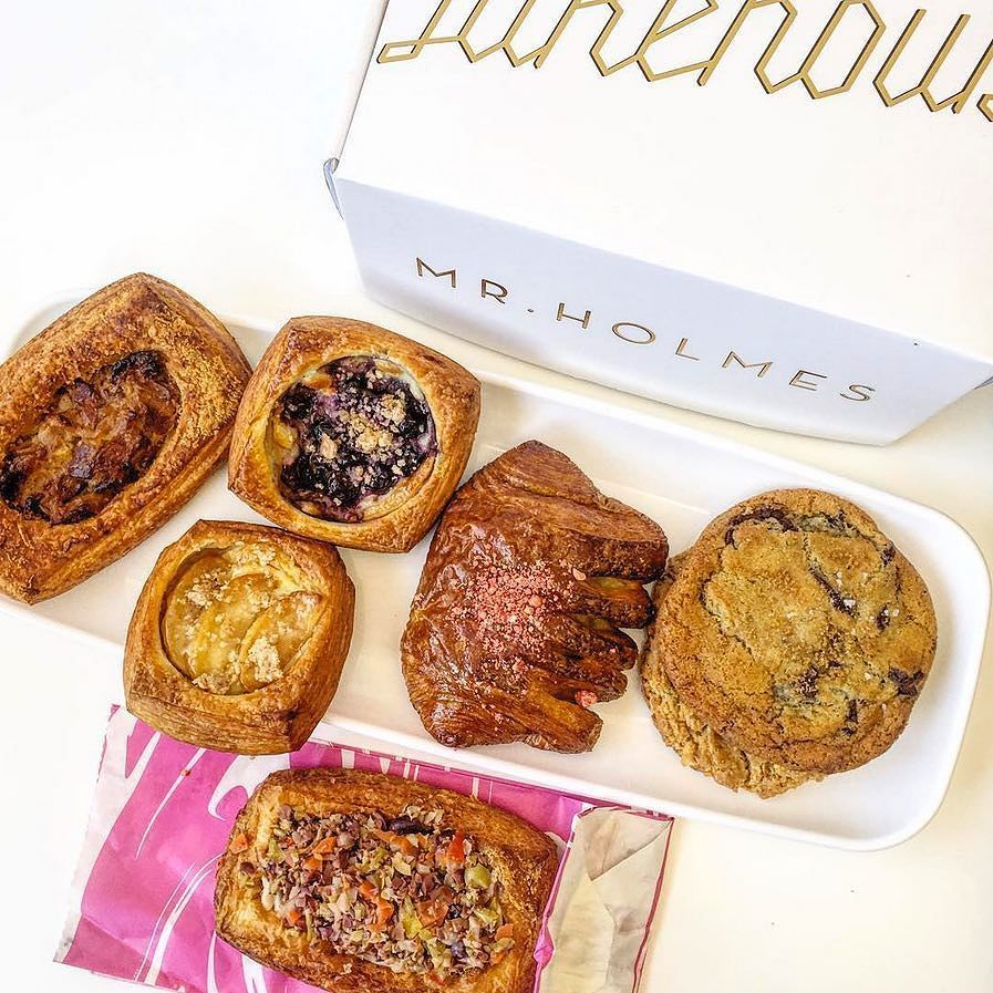 @mrholmesbakehouse is opening in #LA very soon so next time you're visiting make sure to #SeizeTheStay and indulge in some of the best #bakedgoods on the #westcoast - as recommended by @xtinaxenos via @socalpulse