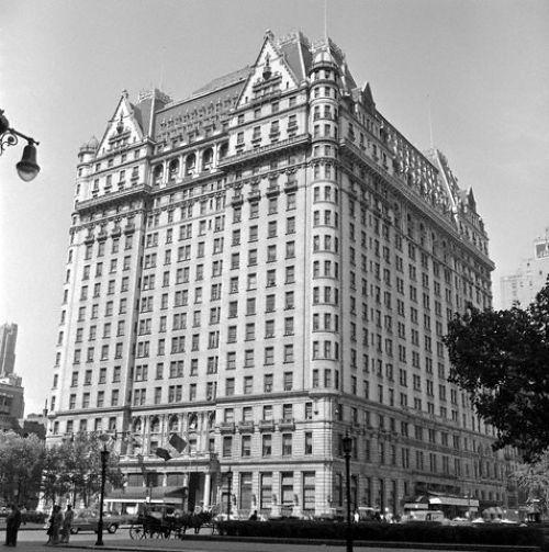 The Plaza Hotel 1955