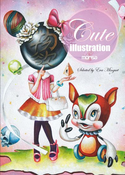 Cute illustration -  Monsa mi última compra