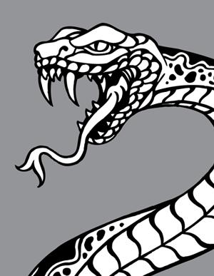 Cobra Tattoo And Snake Vectors Vector Genius