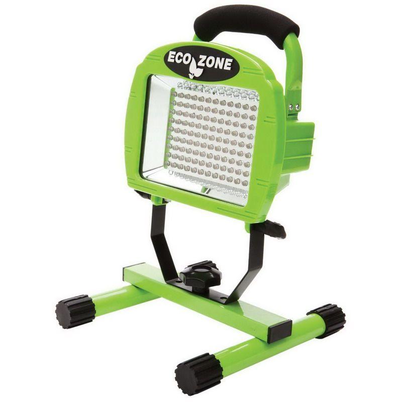 Designers Edge 108 Led 7 4 Volt Rechargeable Portable Work: Designers Edge L1306 Eco-Zone™ Portable Work Light; 300