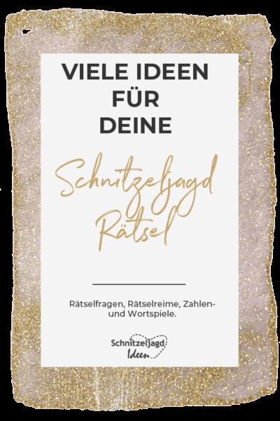 Photo of Schnitzeljagd_Raetsel_Pinterest