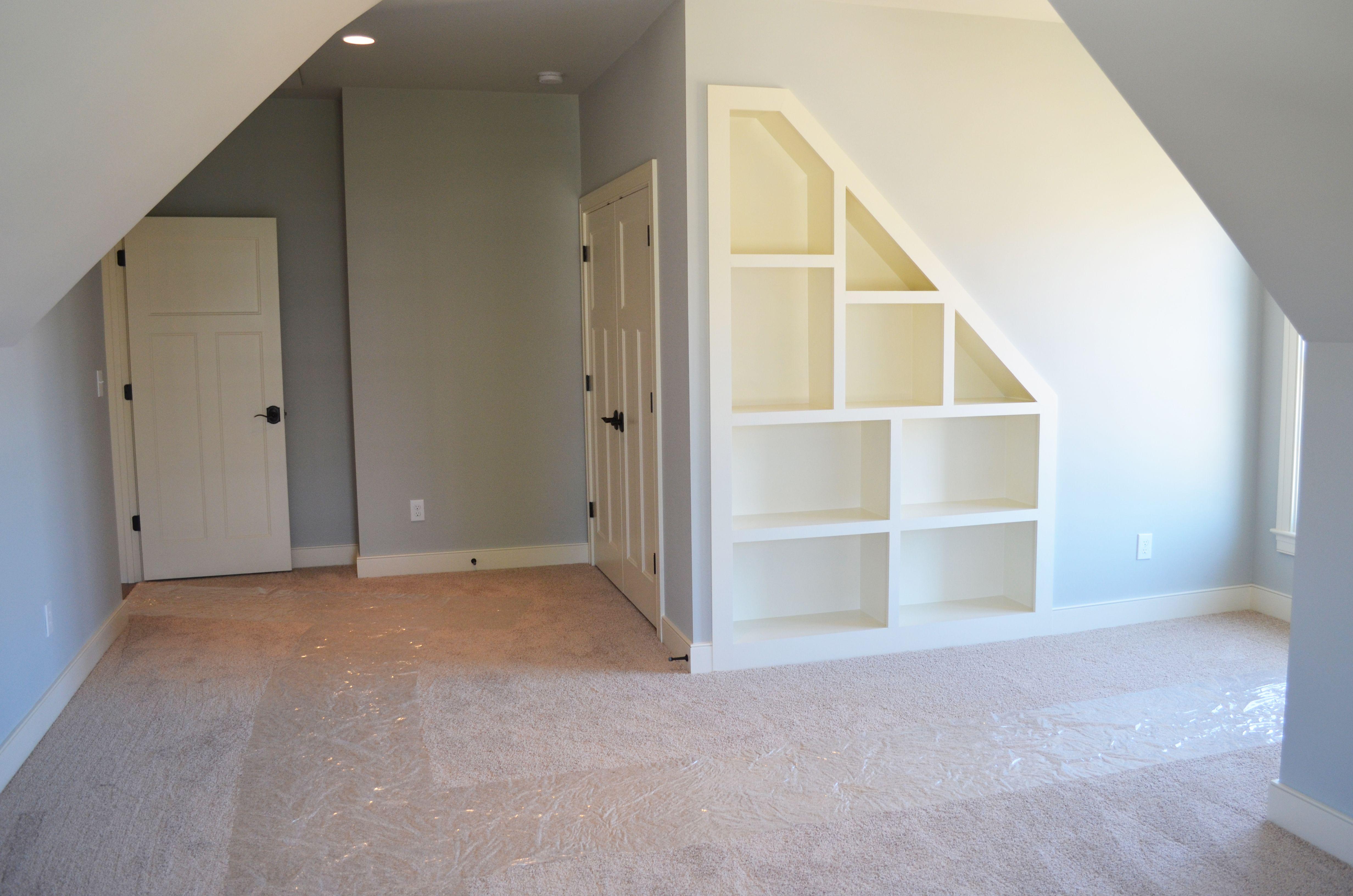 Cubbyhole Storage In Bonus Room One Of The Best
