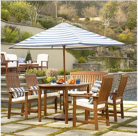 Fortunoff Patio Umbrellas