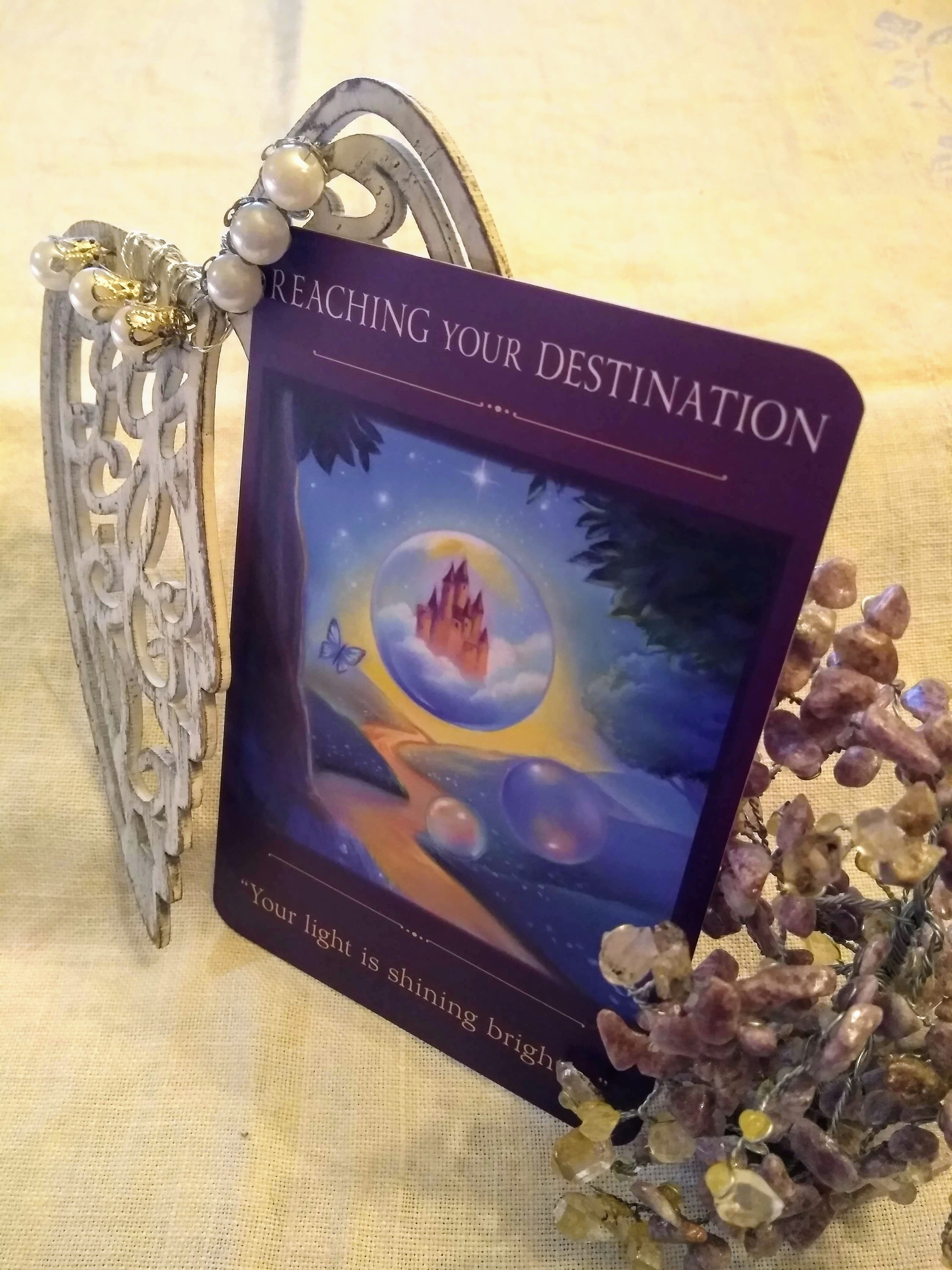 Pin By Average Joe On Angels In My Life Oracle Cards Novena