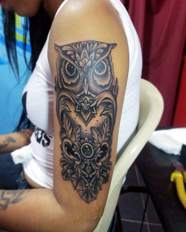 Tattoo Buho Tatuajes De Buho En El En Brazo Tatuaje Buho Buho