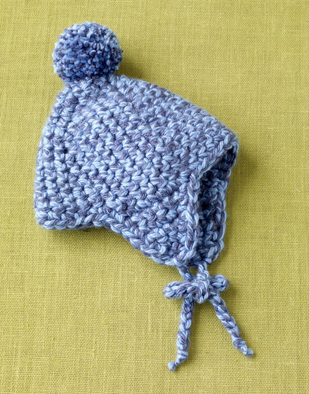 Tweed Hat Pattern (Crochet) | crochet hats headware | Pinterest