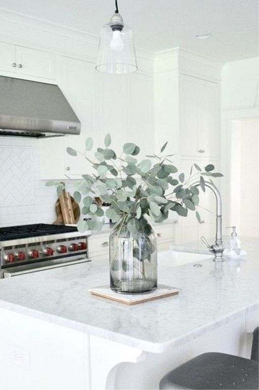 20 Beautiful Eucalyptus Vase Ideas For Your Room Is Getting Fresh Home Decor Vases Home Decor Decor