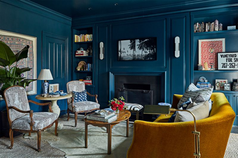 6 Fireplace Design Ideas That Ll Make You Want To Pick Up A