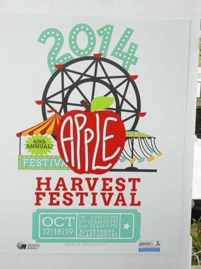 Apple Harvest Festival Poster Contest