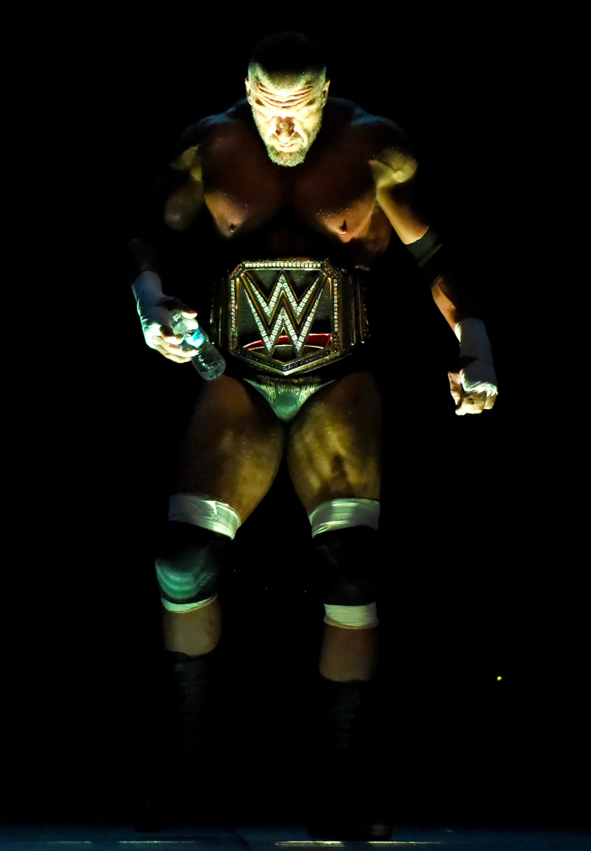 Triple H Triple H Wwe World Wrestling Superstars