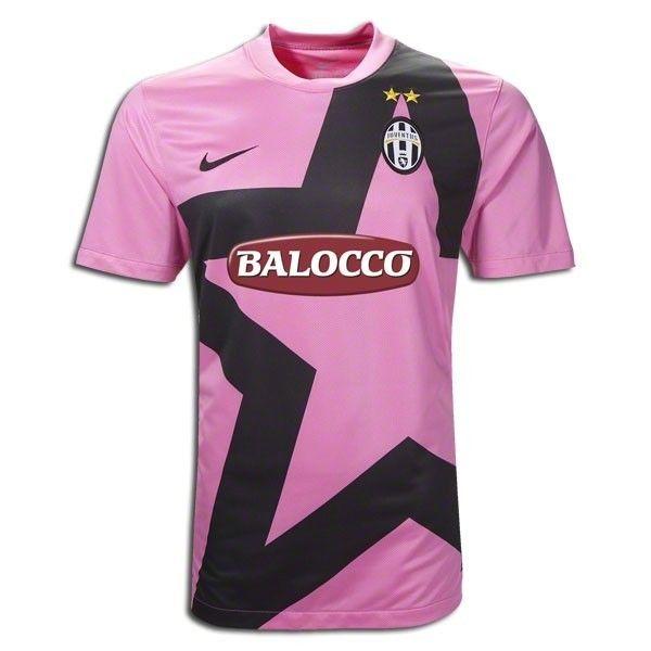 Camiseta de la Juventus Rosa 25f5cc044a37d