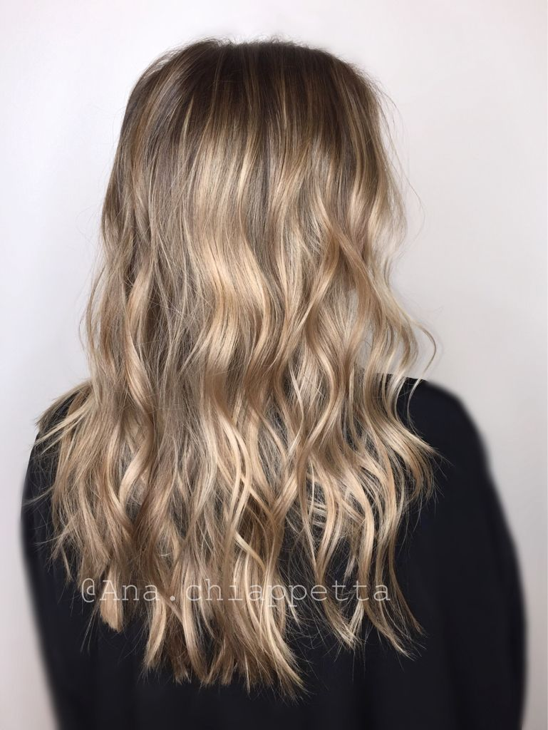 Color By Colorbyana Blonde Gold Golden Blonde Balayage Babylights Highlights Cristophesalon Fas Blonde Balayage Hair Color Auburn Brown Hair Color Chocolate
