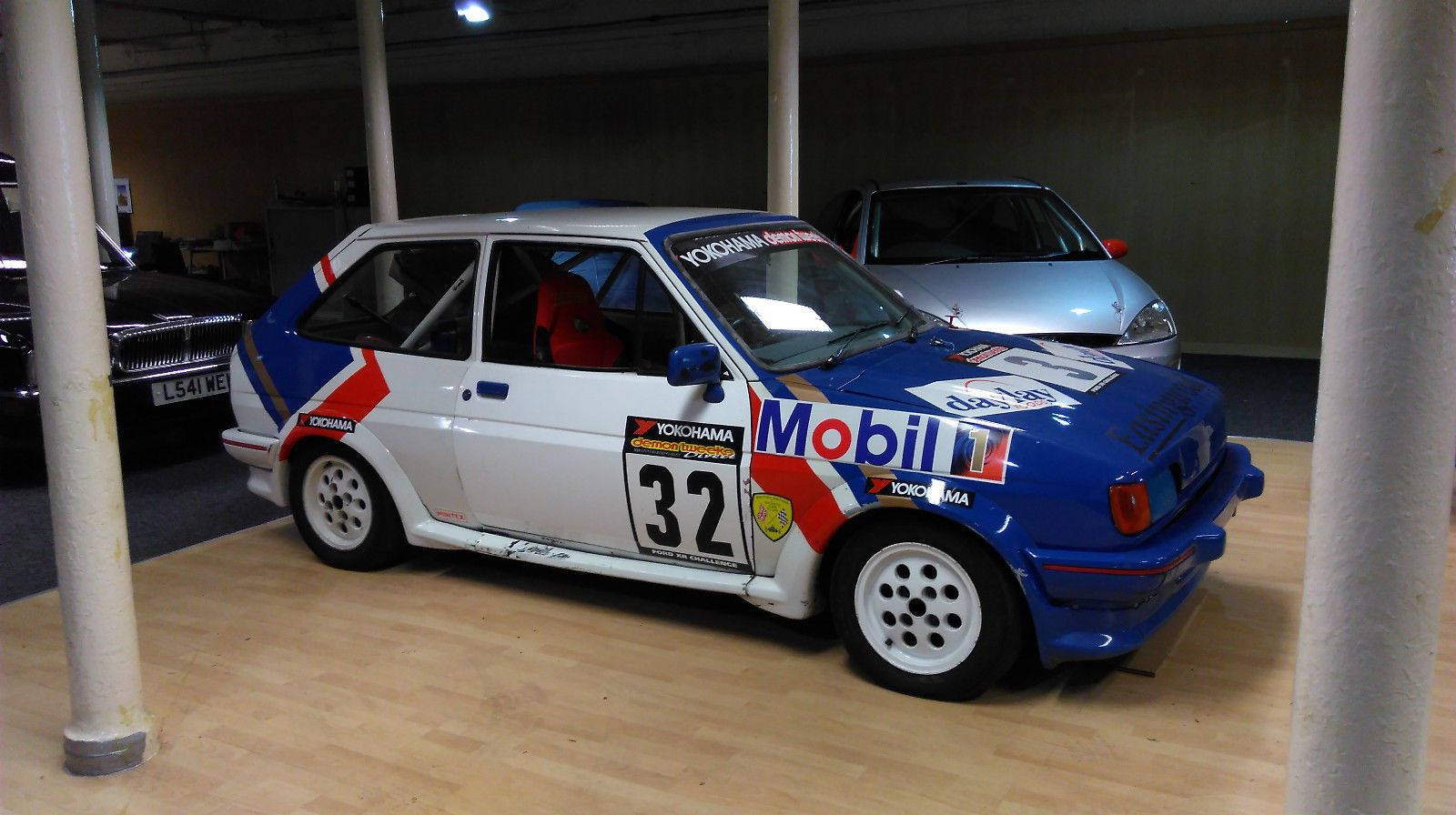 Looking For A Ford Fiesta Mk Xr Challange Car Track Car Xr Rally Tarmac Race