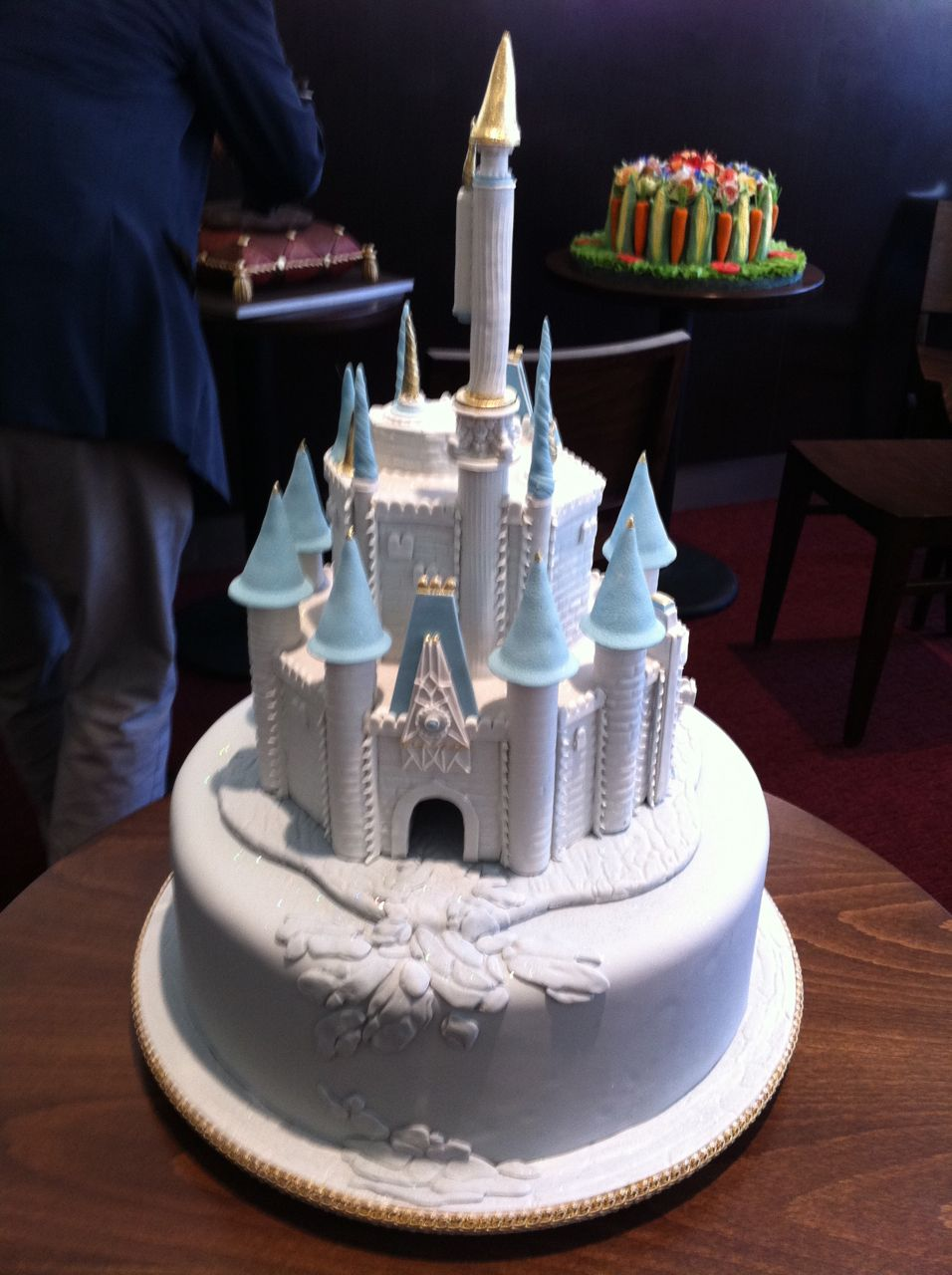Disney Frozen Birthday Cakes disney8jpg Birthday Fun