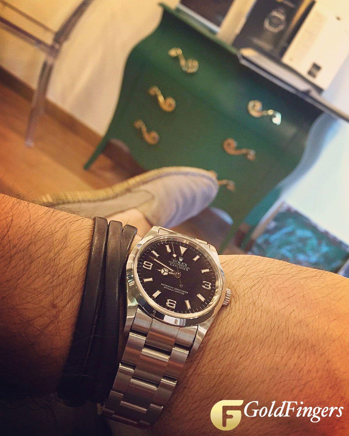 low priced 99f66 af9af Rolex Explorer 114270 | watches【2019】 | ロレックス